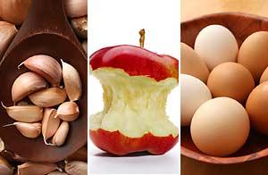 alimentos sanos y saludables